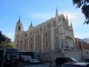 die Jeronimus Kirche