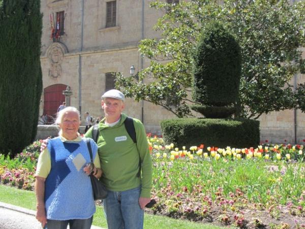 Salamanca- eine der schönsten Städte Spaniens