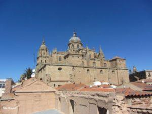 die Kathedrale von Salamanca