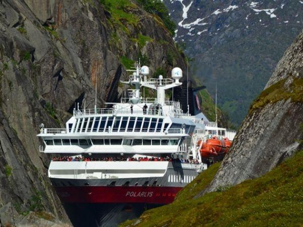 postschiffreisen norwegen