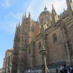 Salamanca- Universitätsstadt mit zwei Kathedralen