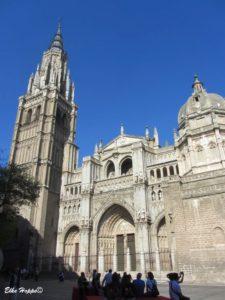 die Kathedrale von Toledo