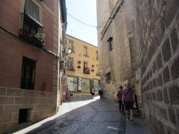 Toledo, Hauptstadt der Region Kastilien-La Mancha
