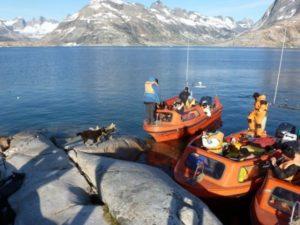 Bootsfahrt nach Tassiilaq für Alleinreisende
