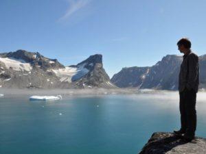 Die Stille und Weite Grönlands genießen