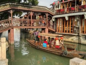 Singlereise zum Wasserdorf Zhujiajiao