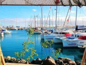 Single Urlaub Fuerteventura Corralejo Hafen