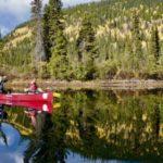 Im Single Urlaub nach Kanada unterwegs am Yukon River!