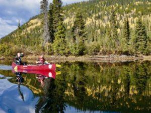 Kanada im Single Urlaub mit dem Kajak erleben