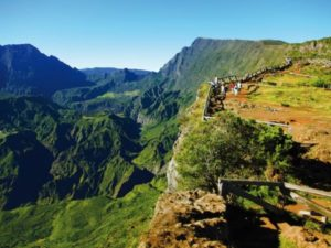 Ausflug zum Piton Maido auf La Réunion