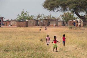 Kings Camp Fischerdorf, Lake Kariba, Simbabwe