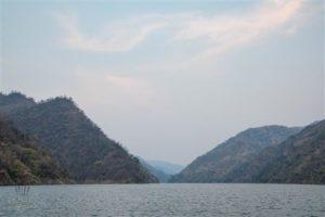 sanyati schlucht im matusadona nationalpark