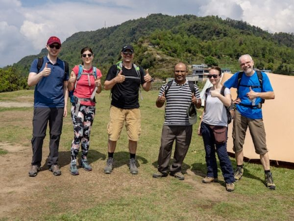 Nepal Singleurlaub Australien Camp