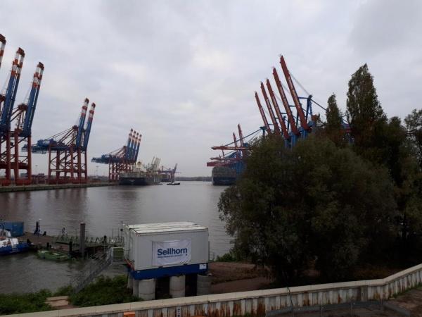 32Tage 18Knoten 5Minuten - Mit dem Containerschiff von Hamburg nach Malaysia