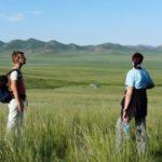 Auf Reisen als Single in der Mongolei eine großartige Naturlandschaft kennenlernen!