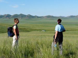 Singlereise in die Mongolei - unendliche Weiten