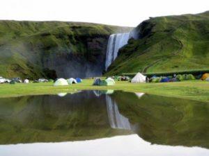 Ein Singleurlaub in Island