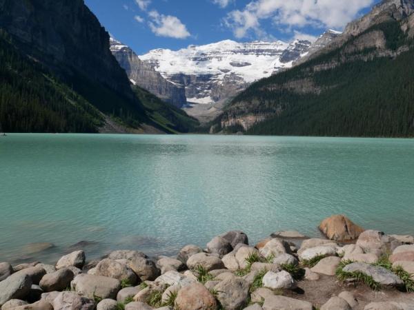 Von Calgary nach Vancouver Island, Rundreise durch Westkanada