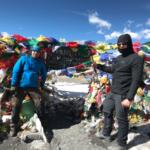 Wanderung über den höchsten Gebirgspass der Welt
