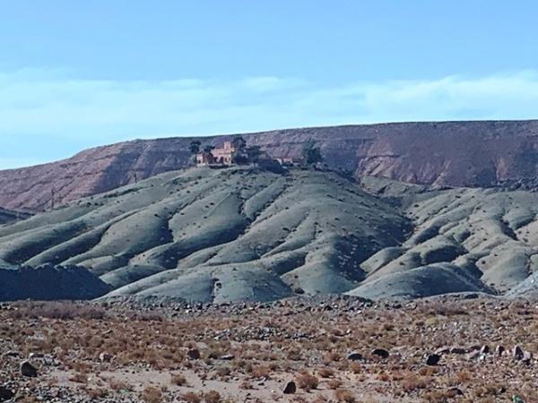 In die Wüste geschickt - von Marrakesch nach Merzouga