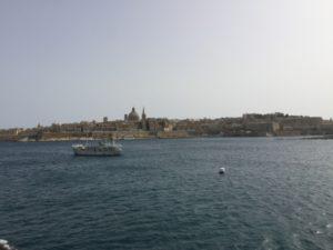 Ausblick auf Valetta Malta Sprachreise