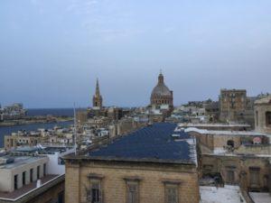 Hauptstadt Valletta Malta