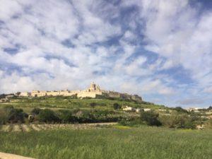 Mittelalterliche Stadt Mdina